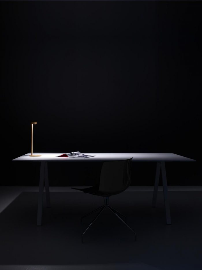 Tischleuchte Iven von Molto Luce
