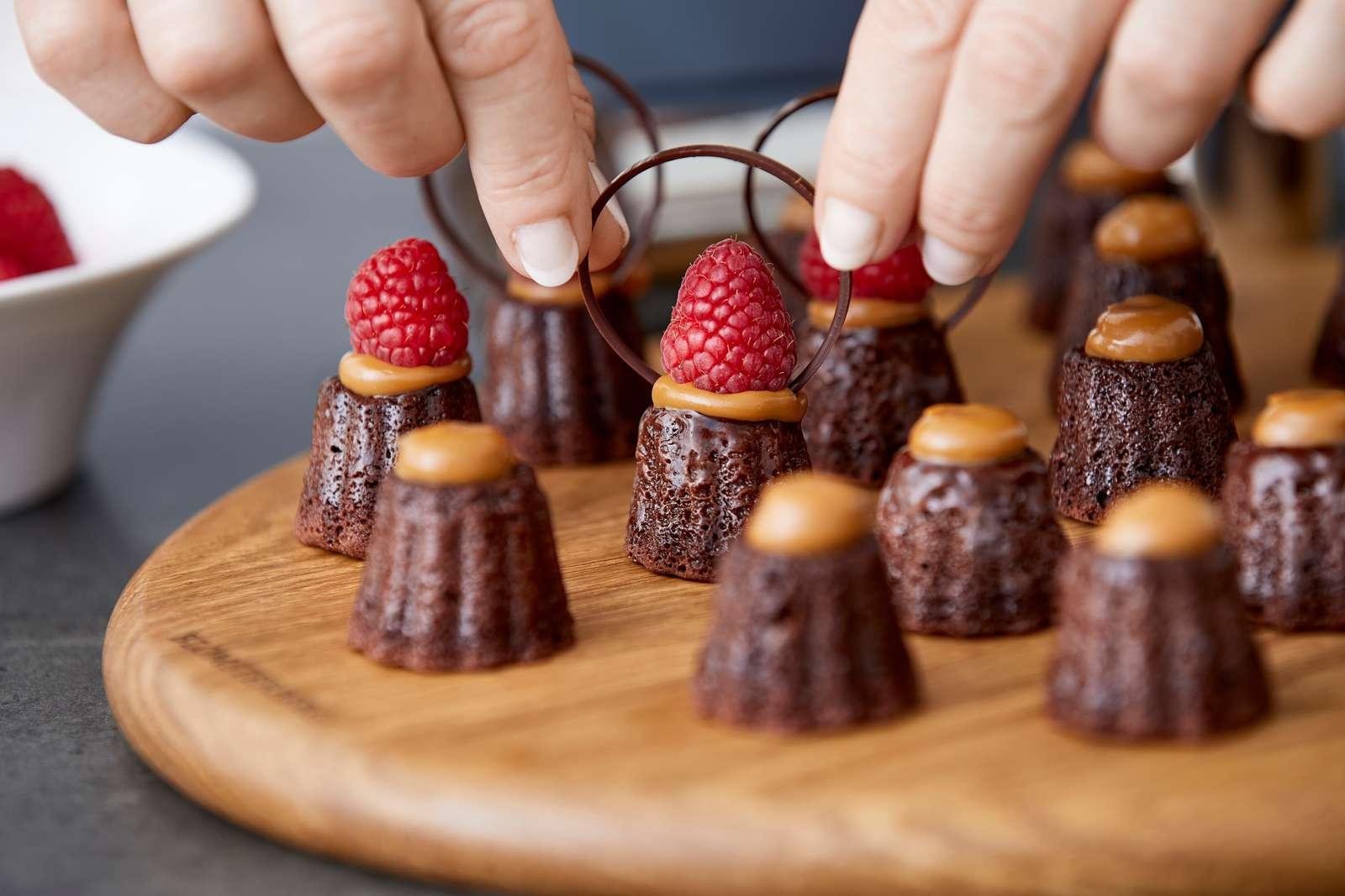 Summerbird Schokoladenkuchen
