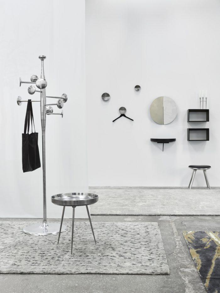 Imago Mirror Object steel von mater design
