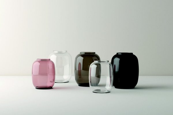 Lyngby Form Vase 13 cm