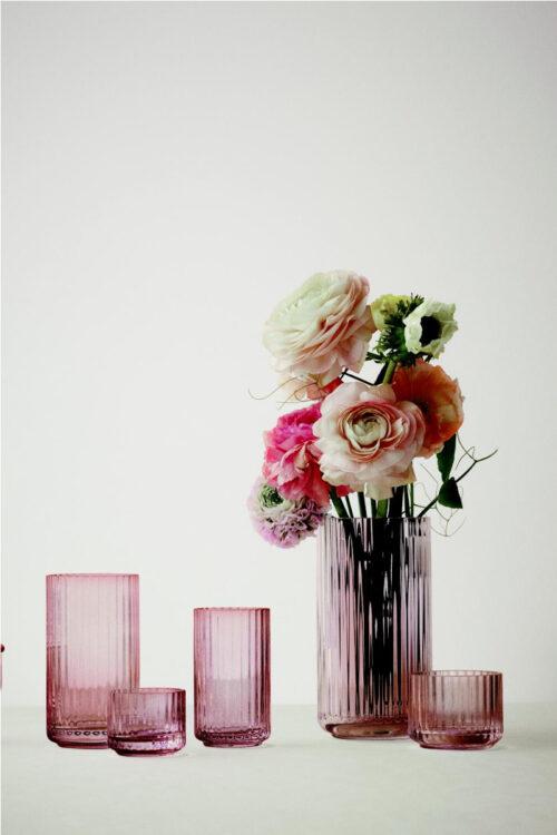 Lynngby Vase gerade Form