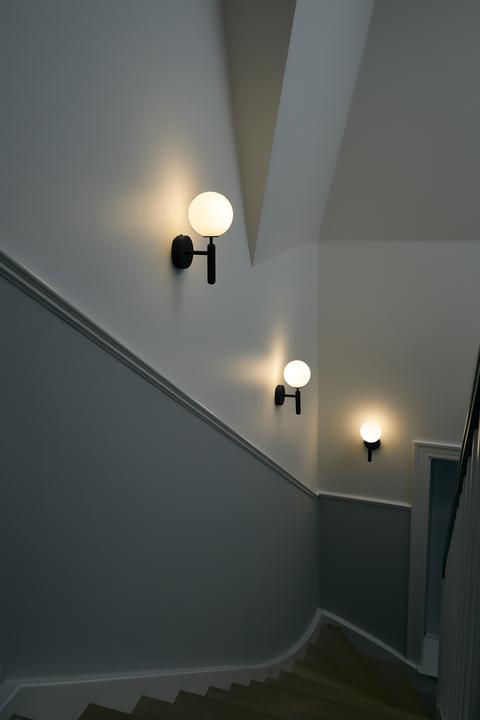 Zeitlose Miira Wandlampe nuura