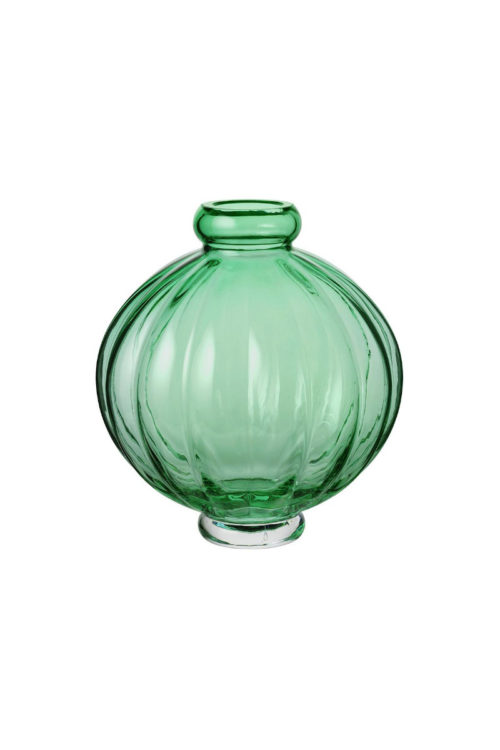 hübsche runde Ballon Vase