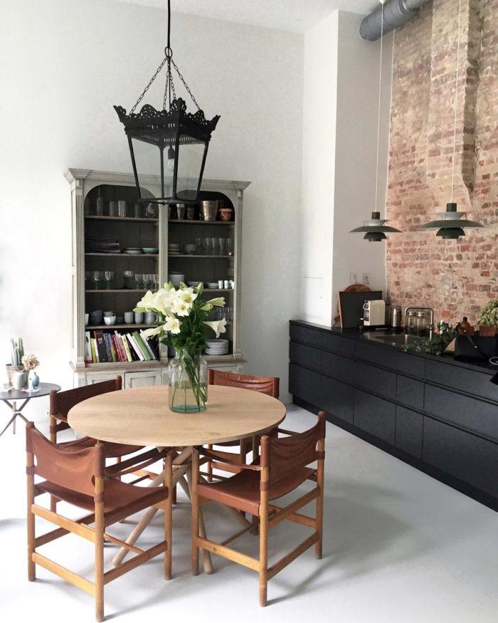 Runder Esstisch Hector eberhart furniture