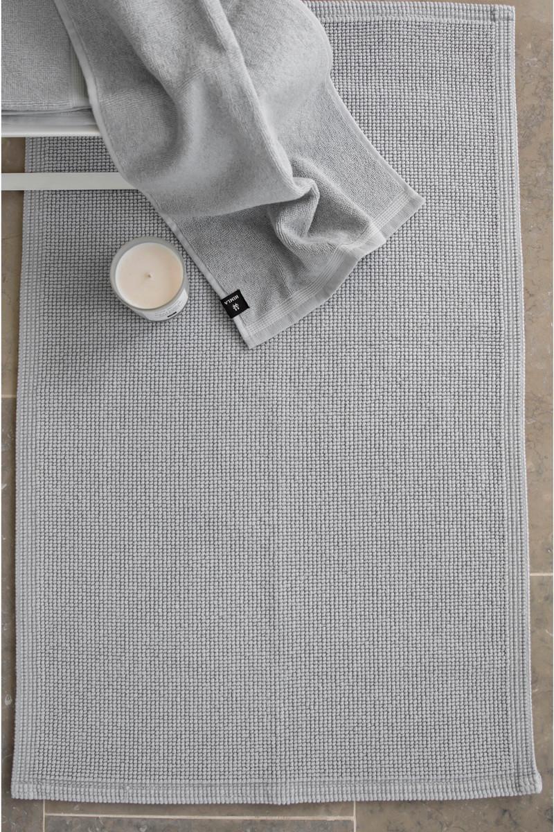 Handtücher und Badvorleger - Badevorleger aus Baumwolle cool