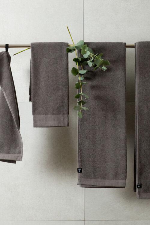 Handtücher aus Leinenfrottee