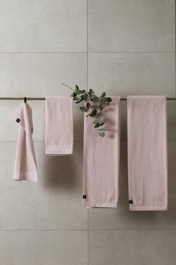 Handtücher und Badvorleger: Gästehandtücher aus Leinenfrottee