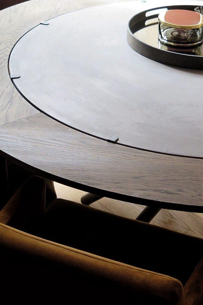 großer Eßtisch Hector eberhart furniture