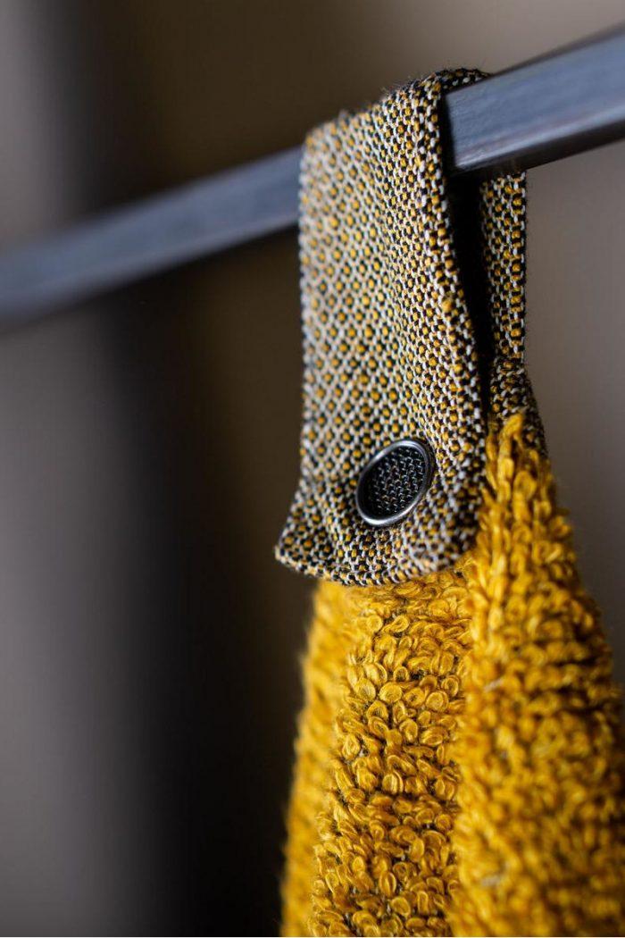 Handtücher und Badvorleger - Handtuch aus reinem Leinen von Lissoy