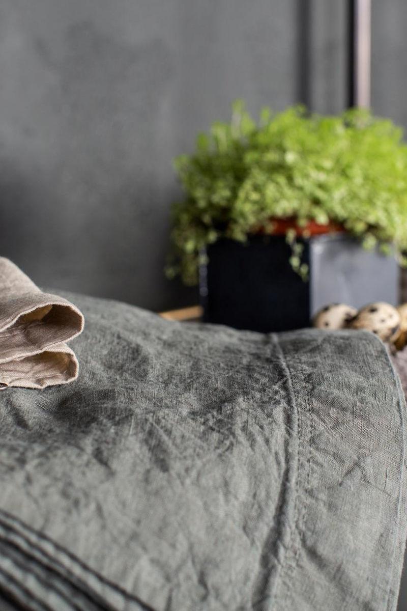 Tischwäsche - Stoffservietten aus edlem Leinen von Lissoy