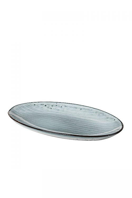 Nordic Sea kleine ovale Platte Broste Copenhageen