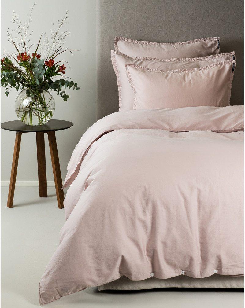 Luxuriöse edle Bettwäsche aus Baumwollsatin Soul of Himla