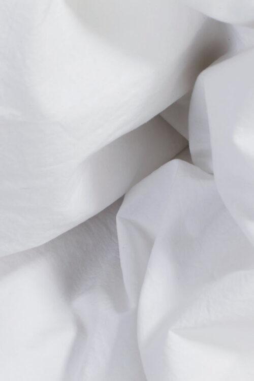weißes Set Stonewashed Geismars für zwei Personen