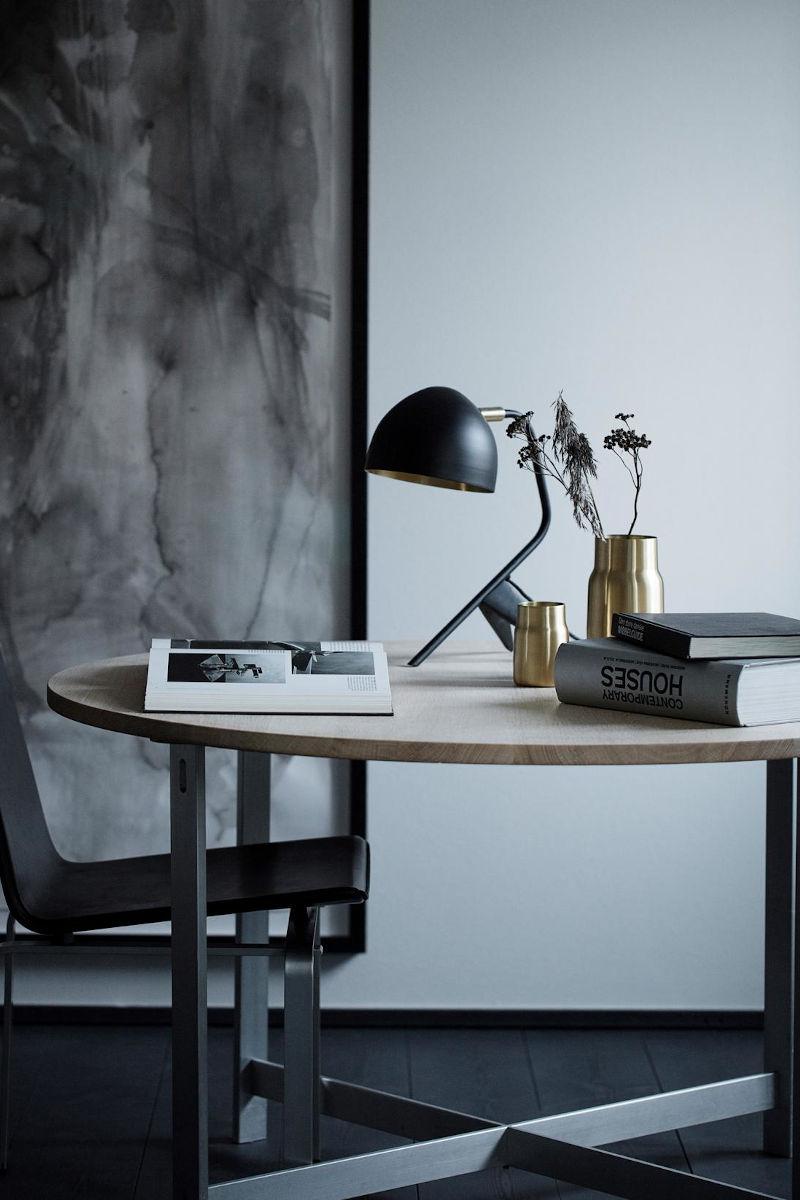 runder Esstisch JH von Klassik Studio Copenhagen