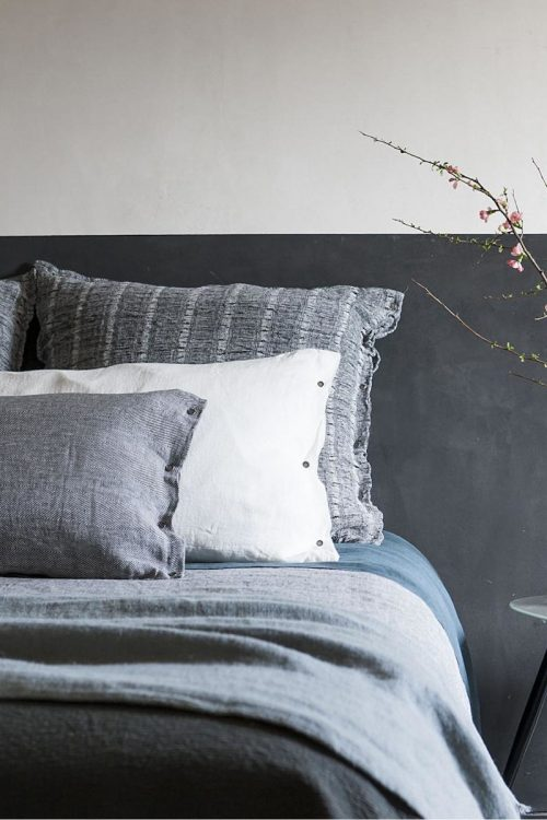 Bettwäsche: Bettlaken aus edlem Leinen von Lissoy