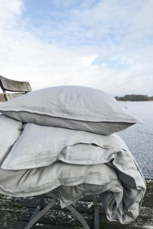 Textilien – Bettwäsche - Bettbezug Veronica aus Bio-Baumwolle von Care by me