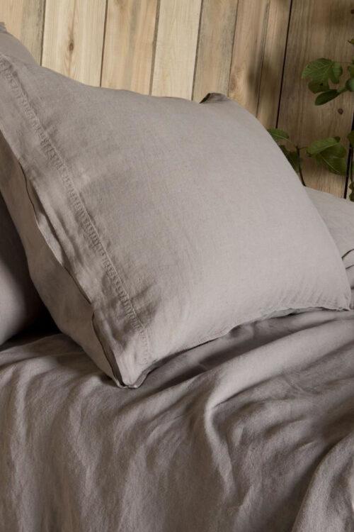Textilien – Bettwäsche – Leinen Bettbezug aus pflanzlichen Farbstoffen von Lissoy