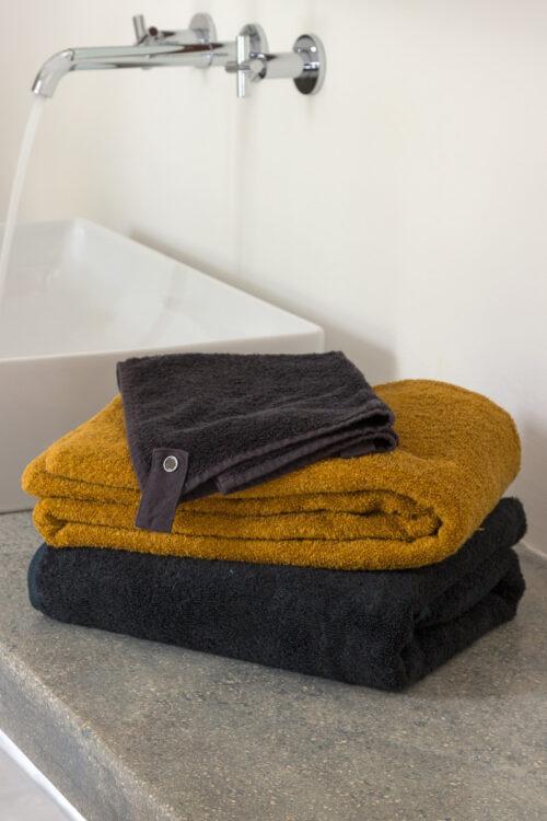 Textilien - Handtücher und Badvorleger - Handtuch aus reinem Leinen von Lissoy