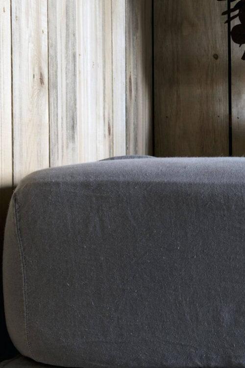 extilien – Bettwäsche – Bettlaken aus Leinen mit pflanzlichen Farbstoffen von Lissoy