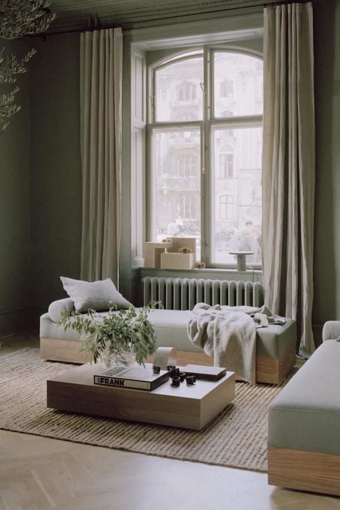Modernes Tagesbett von New Works