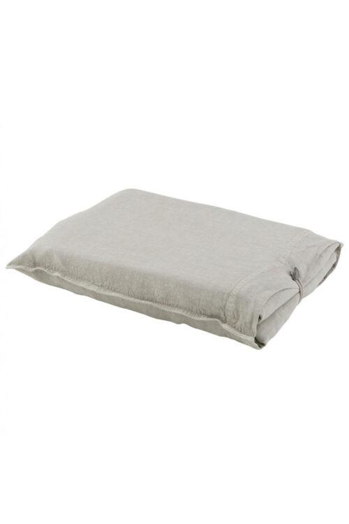 Textilien – Bettwäsche - Spannbettlaken aus Leinen hochwertig von Lissoy