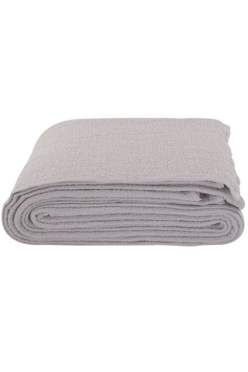 Textilien - Plaids - weiches Baumwoll Plaid Cantabria von Lissoy