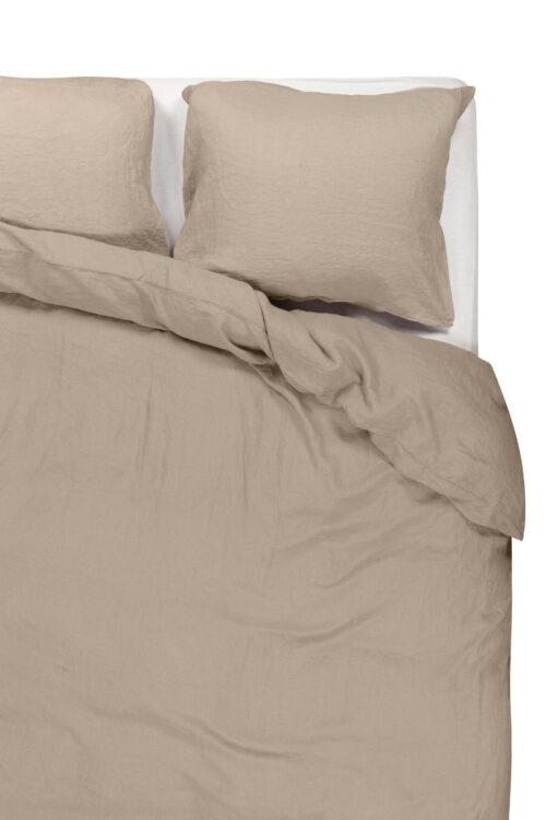 Textilien - Bettwäsche - Bettbezug aus hochwertigem Leinen in vielen Farben