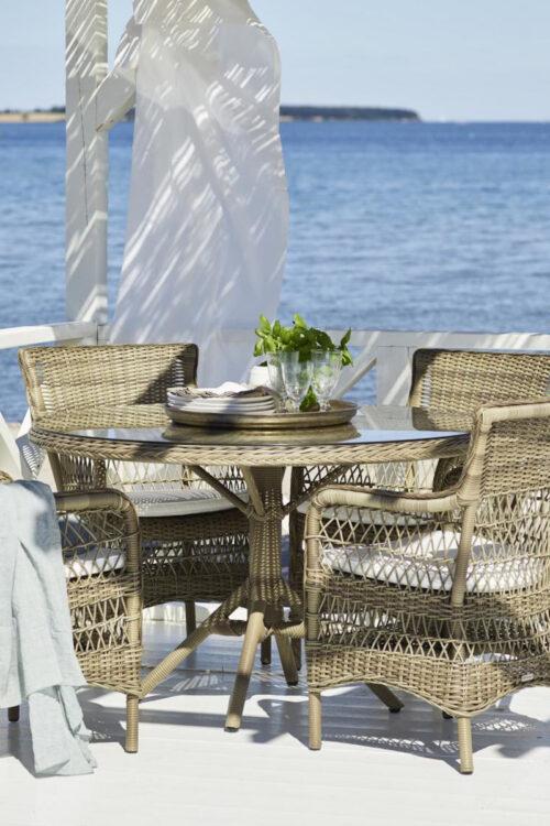 Outdoor - Gartentisch Grace von Sika Design