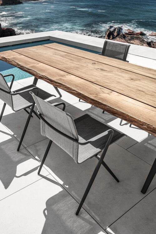 Raw Holztisch von Henrik Pedersen - Gloster