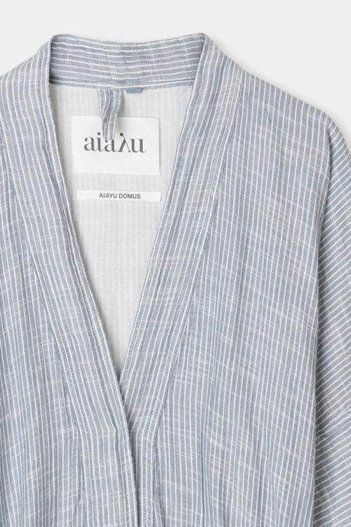 Mode und Lifestyle - Bade- & Morgenmäntel - Bademantel aus Bio-Baumwolle von Aiayu