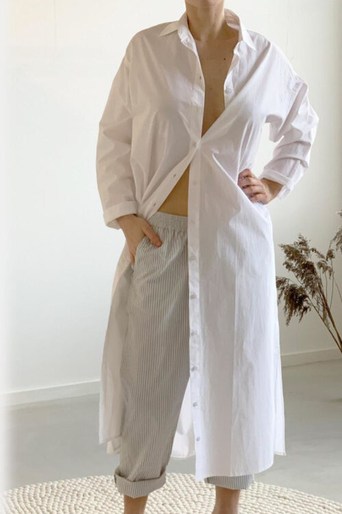 Mode und Lifestyle -Very Long Shirt Lina von Care by me