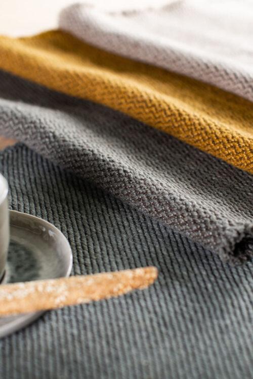 Textilien - Tischwäsche - Tischset aus festem Leinen Marque des Marchands Lissoy