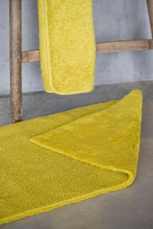 Textilien – Handtücher und Badvorlegen - Badteppich Bay aus feinster ägyptischer Baumwolle von Abyss Habidecor - auf beiden Seiten verwendbar