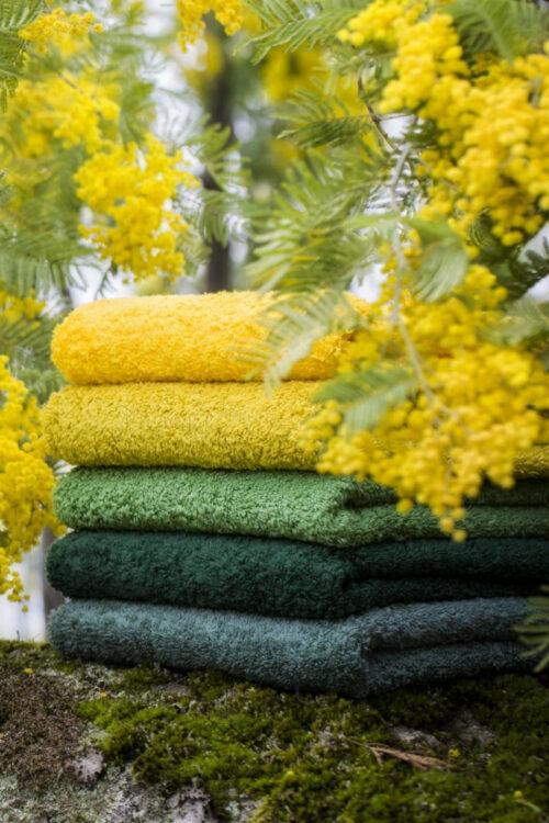 Textilien - Handtücher und Badvorleger - Handtuch Set aus feinster ägyptischer Baumwolle von Abyss & Habidecor