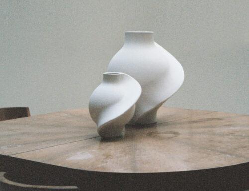 Neue Vasen von Louise Roe
